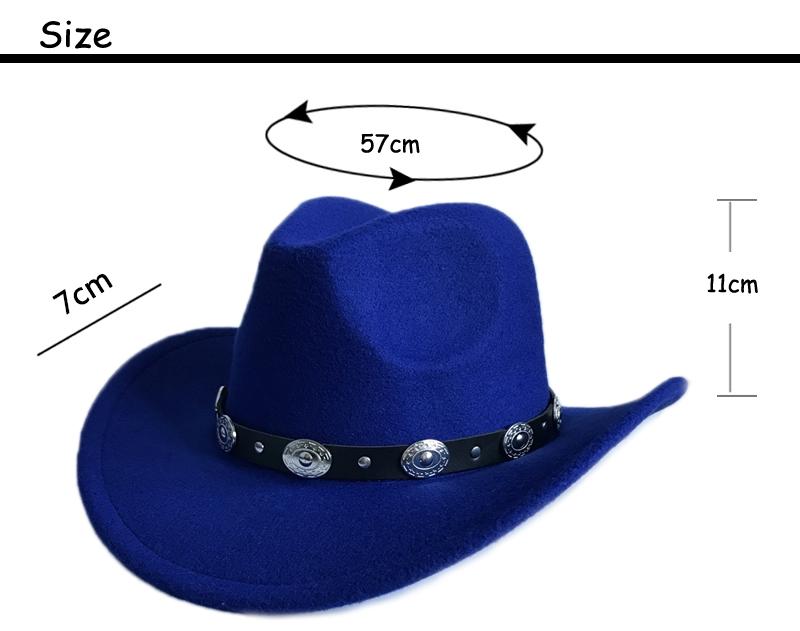 cowboy fedora