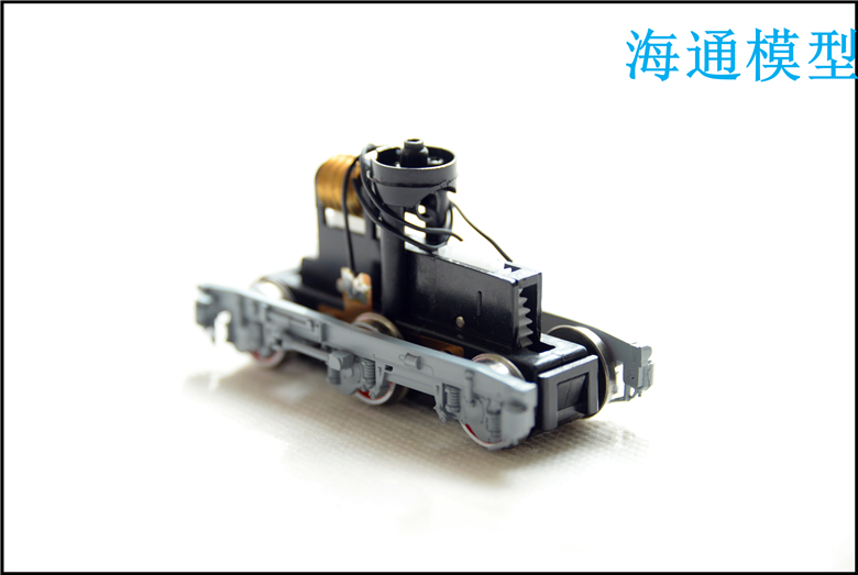 HO 1/87 Train Model Bogie Ho Train Fitting DF4B DF4D Series Diesel Locomotive Train Ho