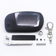 קפיצי מפתח מקרה לשר חאן Magicar 5 נימול להב Fob מקרה כיסוי M5 מתקפל רכב Flip מרחוק עם M5 זכוכית