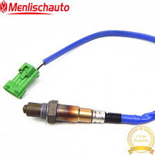Free Shipping SKTOO Oxygen Sensor 0258006028 For Geely Emgrand CITROEN 4 Wire O2