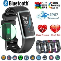 2019 Teamyo G26 Smart Bracelet P67 Waterproof Heart Rate Blood Pressure Oxygen Fitness Bracelet Multi Sport Mode Smart Wristband
