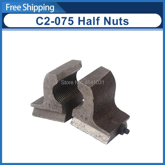 Metric&Inch half nut for SIEG C2 075&C3 075 JET BD 6&BD 7 lathe Feed Screw nut