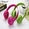 Aaliyah New Arriving 3.5mm Beautiful Earphone Pink Headset Dj Headphone For Girls Kids With Mic High Quality