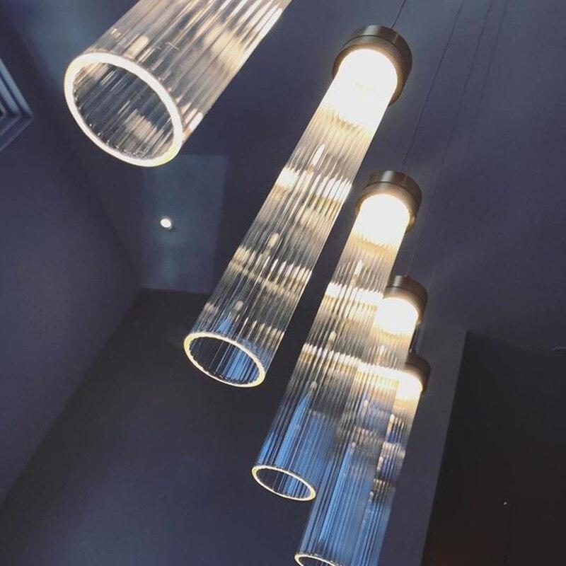 מודרני סגנון סלון חדר שינה מינימליסטי מסעדת תליון אור נורדי בגדי קישוט זכוכית כדור תליון מנורה-באורות תלויים מתוך פנסים ותאורה באתר Shop4367008 Store