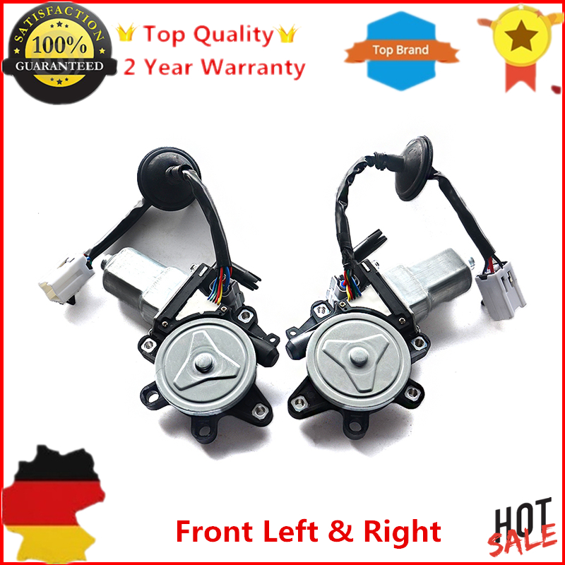 AP02 Window Motor Front Right Left For Infiniti G35 Nissan 350Z 80730CD00A 80731CD00A 80730 CD001 80730 CD00A 617 51250L|front| |  - title=