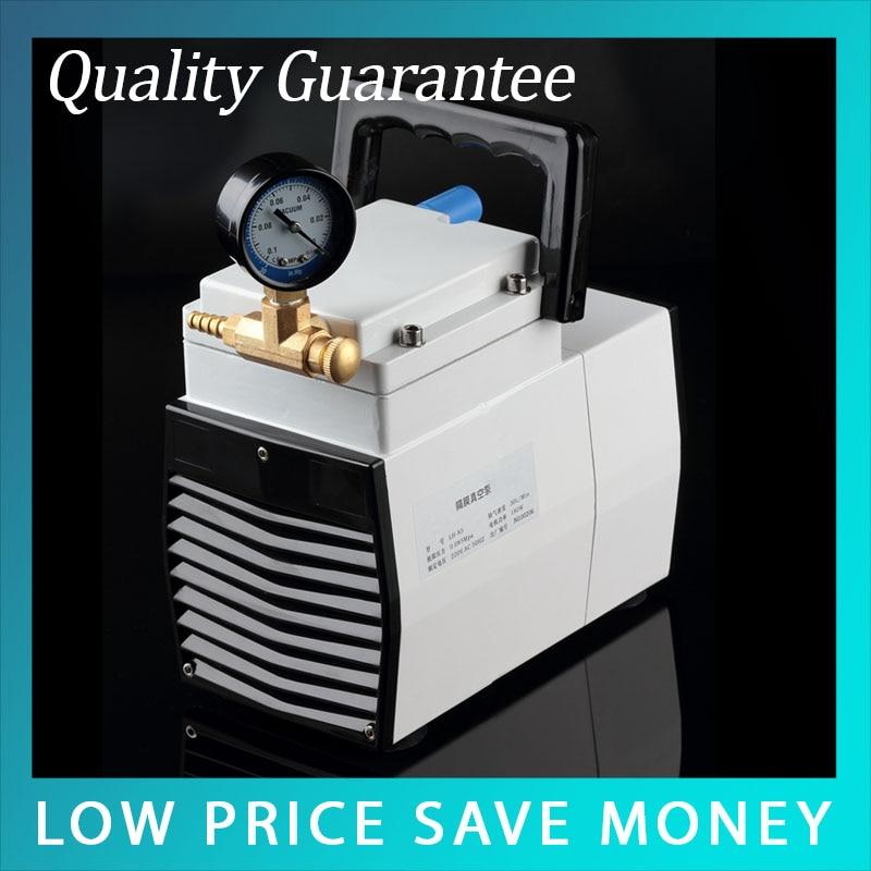 110V 220V NEW Hot Sale Lab Low Price LH 95D C PTFE Diaphragm Chemical Vacuum Pump
