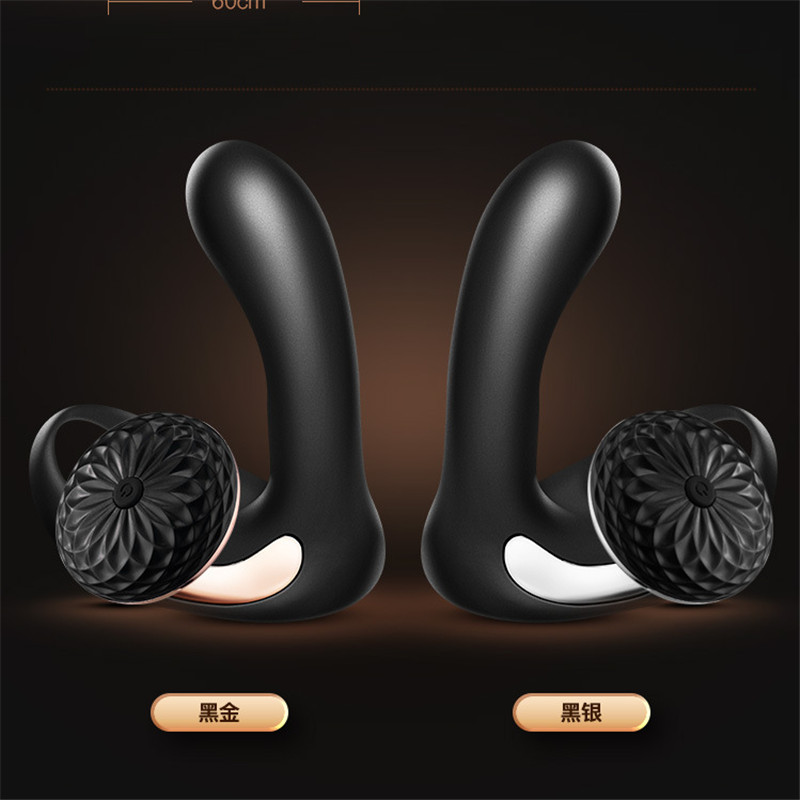 Silicone Anal Plug Massager Butt Plug For Man Anal Sex Toys Gay Dildo Prostate Massager Anal Vibration shd s010 silicone anal butt plug tail vibrator anal sex toys prostate massager for gay man with super power 7 mode