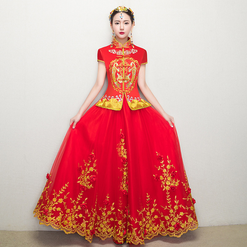 Aliexpress.com : Buy Traditional Wedding Gown Bride