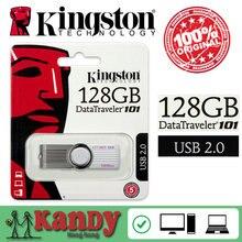 Kingston usb flash drive pen drive 8gb 16gb 32gb 64gb 128gb pendrive cle usb stick mini chiavetta usb gift pendrives memoria usb