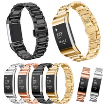 New Arrive Sports Bracelet Milanese Magnetic Loop Stainless Steel Band For Fitbit Alta Smart Watch Watchbands Accessories