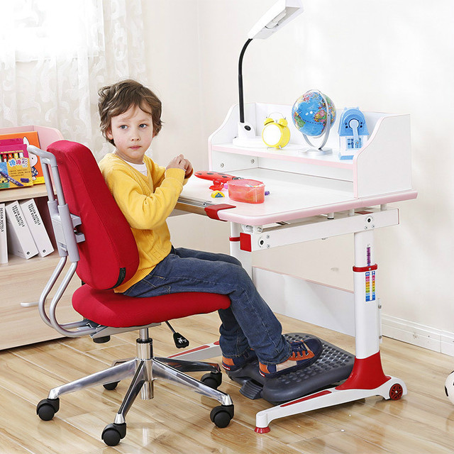 High quality liftable children learning chair multifunctional student sitting posture correction chair