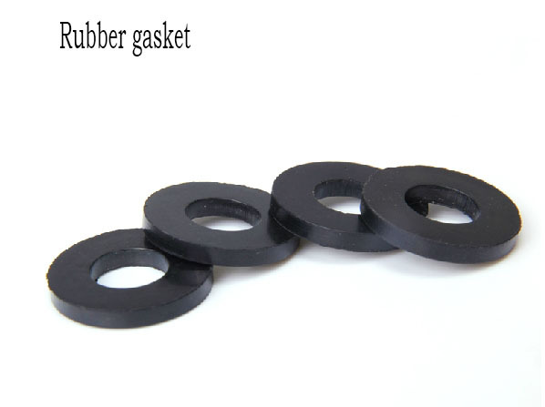 M3 Flat rubber washer OD=8mm ID=3mm thickness=2mm,ring gasket,oil ...