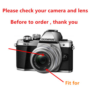 Image 2 - 0.45X Super Wide Angle Lens w/ Macro for Olympus E PL10 E PL9 E PL8 E PL7 E PL6 E PL5 E PL3 E PM2 E PM1 with 14 42mm Lens Camera
