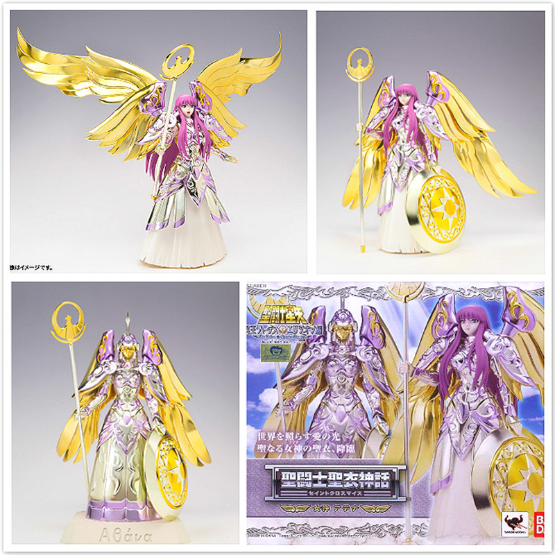 Original Saint Seiya Myth Cloth 10th Anniversary Saori Kido Athena Action Figure Myth Metel Armor Toys Collection Model Figure new arrivial saint seiya athena god myth cloth 10th anniversary saori san action figure bandai cavaleiros do zodiaco brinquedos