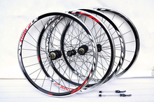 2018 DEUTER 700C Alloy Wheels Cosmic Road Bicycle Bike Wheel V Brake Aluminium Wheelset Bicycle Wheels Rims 4Bearing цена