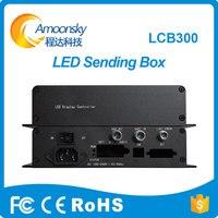 Hot Selling AMS LCB300 Nova Led External Sending Box Support Novastar MSD300 Led Sending Card