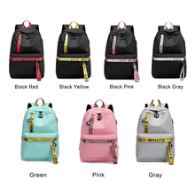 Wobag Waterproof Fabric Women Daily Backpack Casual Printing School Backpack Bag for College Girls & Boys Laptop Dayback
