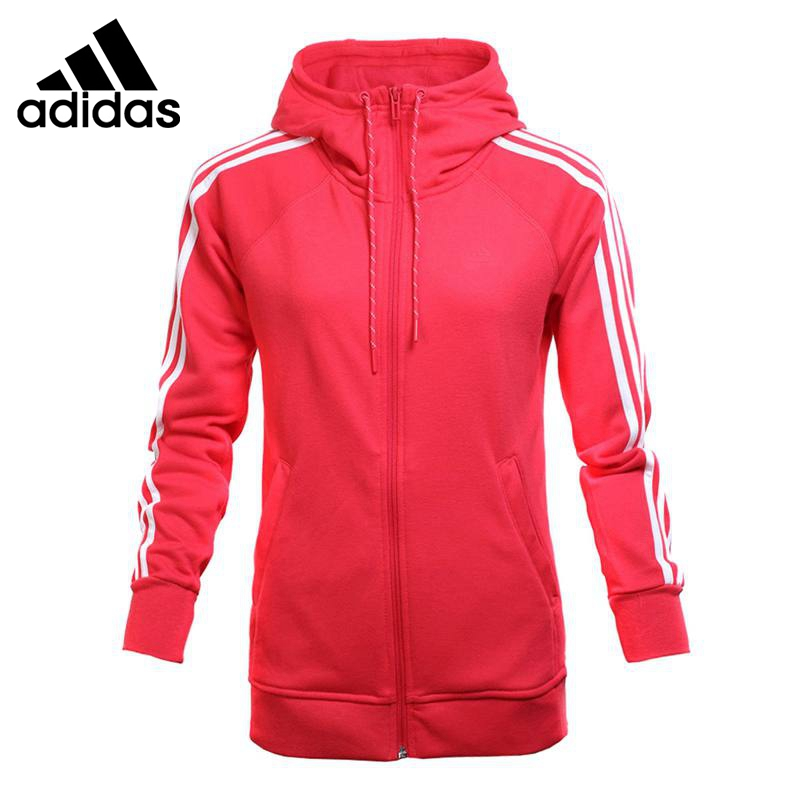 Original  Adidas Performance Women's jackets Hooded Sportswear брюки спортивные adidas performance adidas performance ad094emqia25