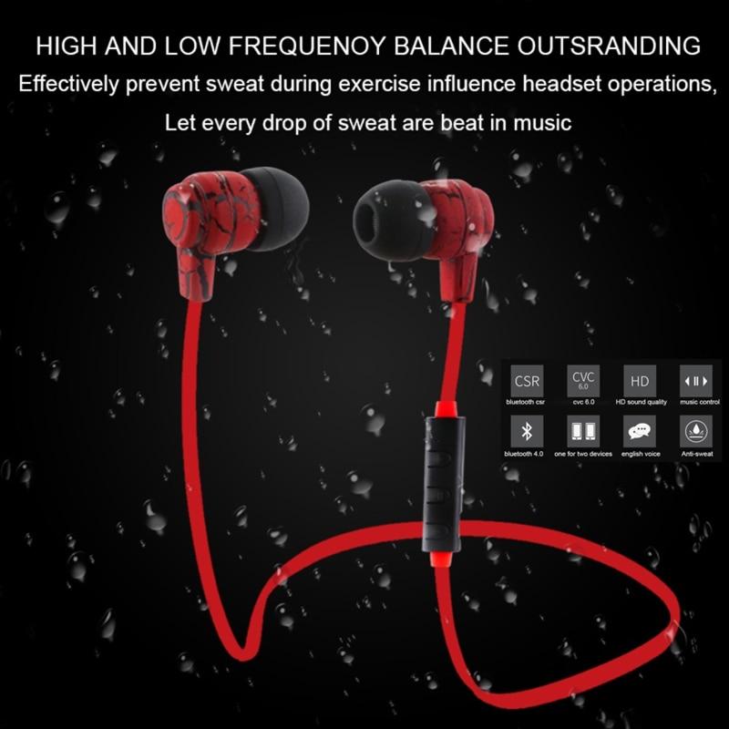 2019 Bluetooth-peakomplekt Fone De Ouvido Bluetooth-kõrvaklapid - Kaasaskantav audio ja video - Foto 2
