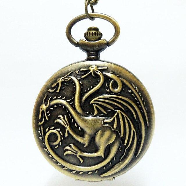 Карманные часы Игра престолов Таргариены 1