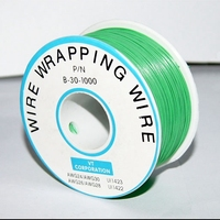 AWG30 Electrical Wrapping Wire 0 45mm Single Core Copper Cable OK Line Circuit Board PCB Jumpers