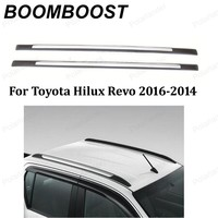 Cargo Baggage Holder Luggage Rack Carrier Alloy Car Roof Rack Side Bar For T Oyota