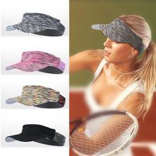 Для мужчин Для женщин Летняя Солнцезащитная быстросохнущая Спорт На Открытом Воздухе Шапка Кепка с козырьком пустой; tenis feminino; Кепки