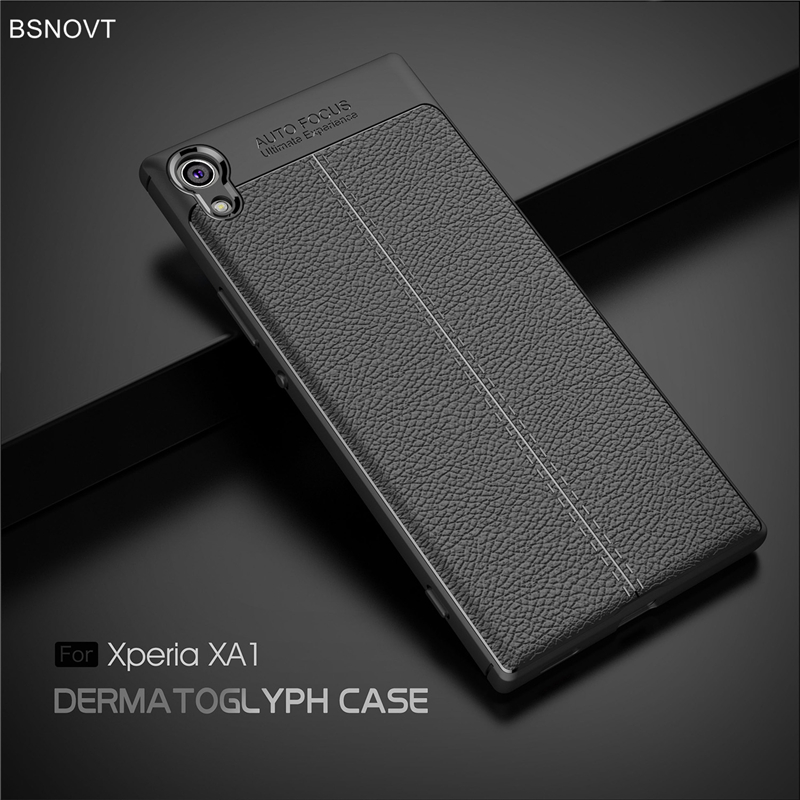 For <font><b>Sony</b></font> Xperia XA1 Case Shockproof PU Leather Anti-knock Phone Case For <font><b>Sony</b></font> Xperia XA1 Cover For <font><b>Sony</b></font> Xperia XA1 <font><b>G3112</b></font> G3116 image