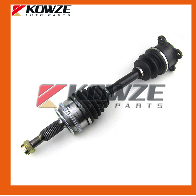 Right Front Axle Drive Shaft Assembly with ABS Ring For Mitsubishi Pickup Triton L200 Pajero Sport KB4T KB8T KH4W KH8W 3815A308