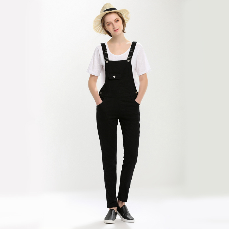 ФОТО Women jeans washed jeans denim overall andy colors