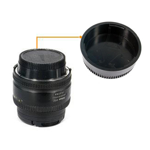 Image 2 - 50 개/몫 카메라 후면 렌즈 캡 Canon nikon Pentax Olympus 마이크로 M4/3 파나소닉 삼성 Leica Fujifilm 카메라 마운트