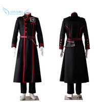 D Gray Man Yu Kanda Cosplay Costume Stage Clothes , Perfect Custom for You !