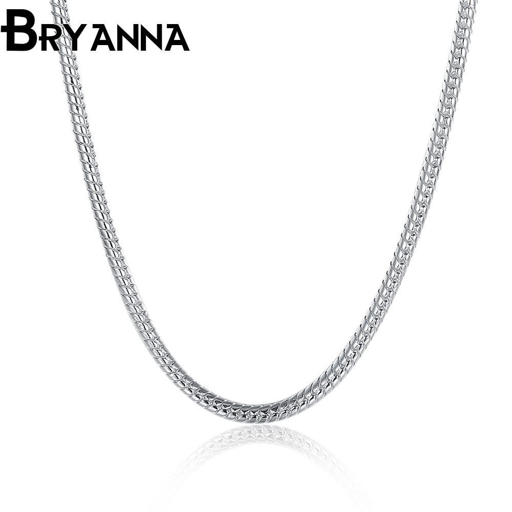 H018 Fashion Metal Necklace Baby Teetining Necklace