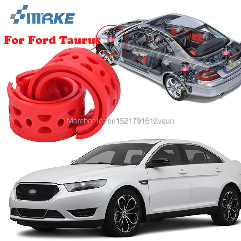 smRKE For Ford Taurus High-quality Front /Rear Car Auto Shock Absorber Spring Bumper Power Cushion Buffer