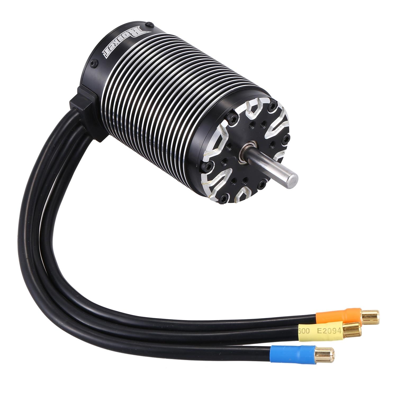 SURPASS HOBBY 5692 980KV 4-Pole Sensorless Brushless Motor for 1/5 RC Car цена
