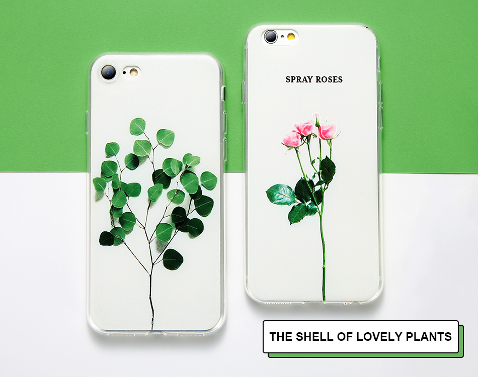 geekoplanet.com - Cool 3D Plant Cases For iPhone
