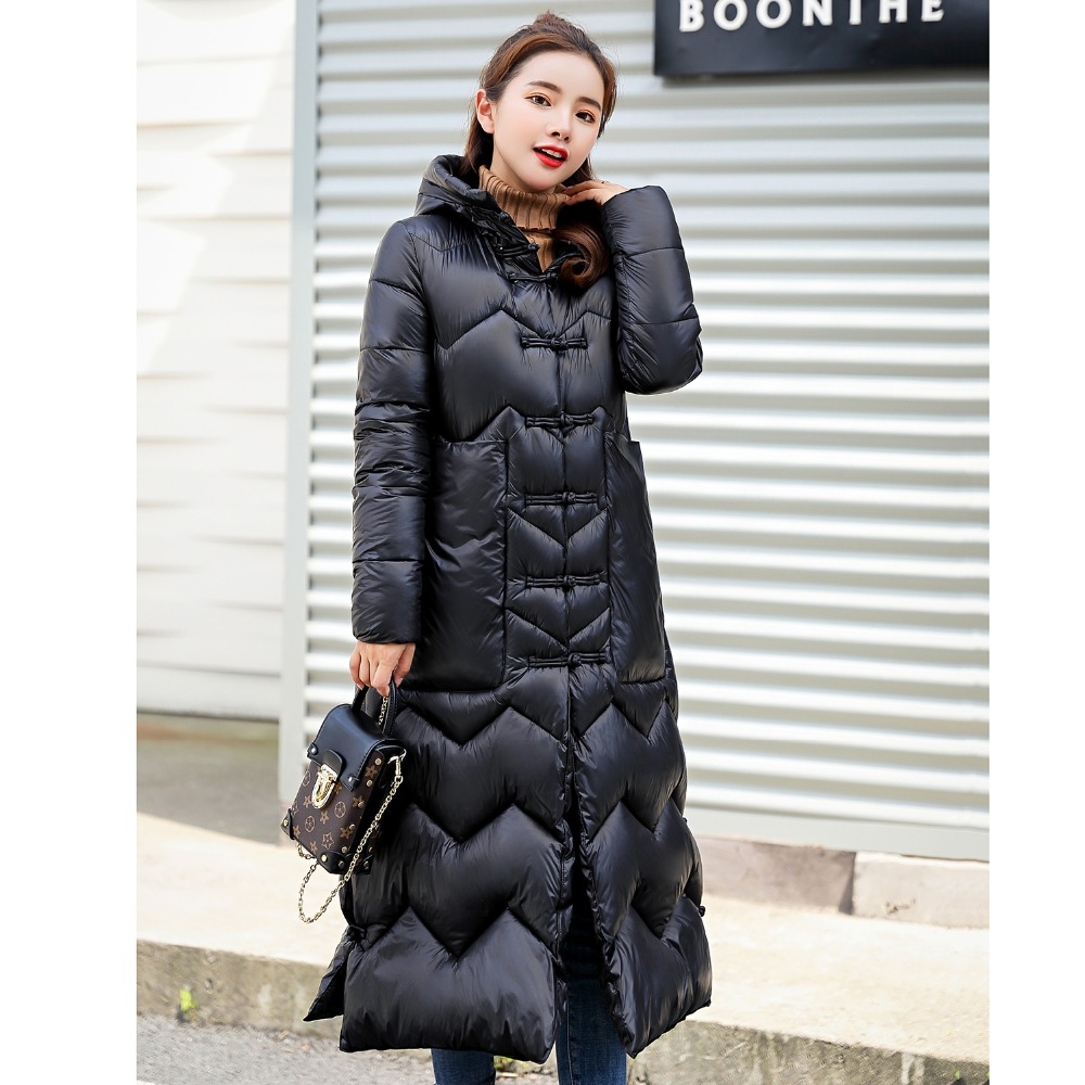 2019 year for girls- Women Casual parkas