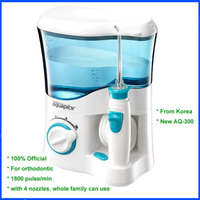 Korean Aquapick AQ 300 Oral Hygiene Dental Care Water Flosser Waterjet 110~240V