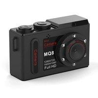 MQ8 HD 1080 P мини-камера инфракрасного ночного видения портативная маленькая камера Мини DVR цифровой видео рекордер