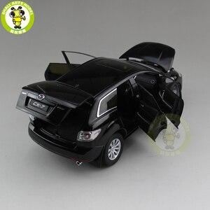 Image 3 - 1/18 CX 7 CX 7 ماز دا ديكاست سيارة معدنية SUV لعبة مجسمة صبي فتاة هدية جمع أسود