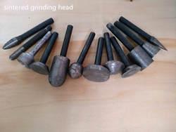 6 мм хвостовик алмаз спеченные резьба и шлифовальной головки для резьба по камню и шлифовальные используется на электрический Цанговая