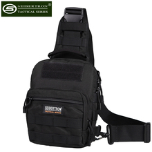 Seibertron New Outdoor Tactical Military Sport Backpack Shoulder Bag for Camping Hiking Unisex Nylon Trekking Bag