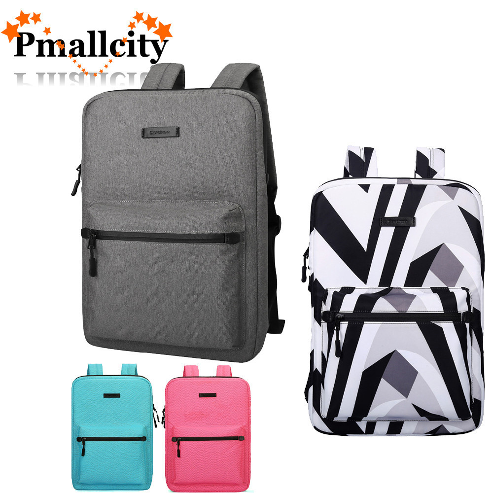14/15/15.6 Inch Laptop Bag For Macbook Pro 15 Case Unisex Slim Laptop Backpack For Macbook Air School Backpack For Teens