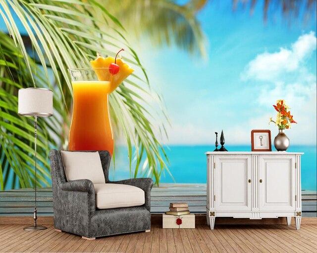 Mas Barato Papel Tapiz Para Bebidas De Coctel Restaurante