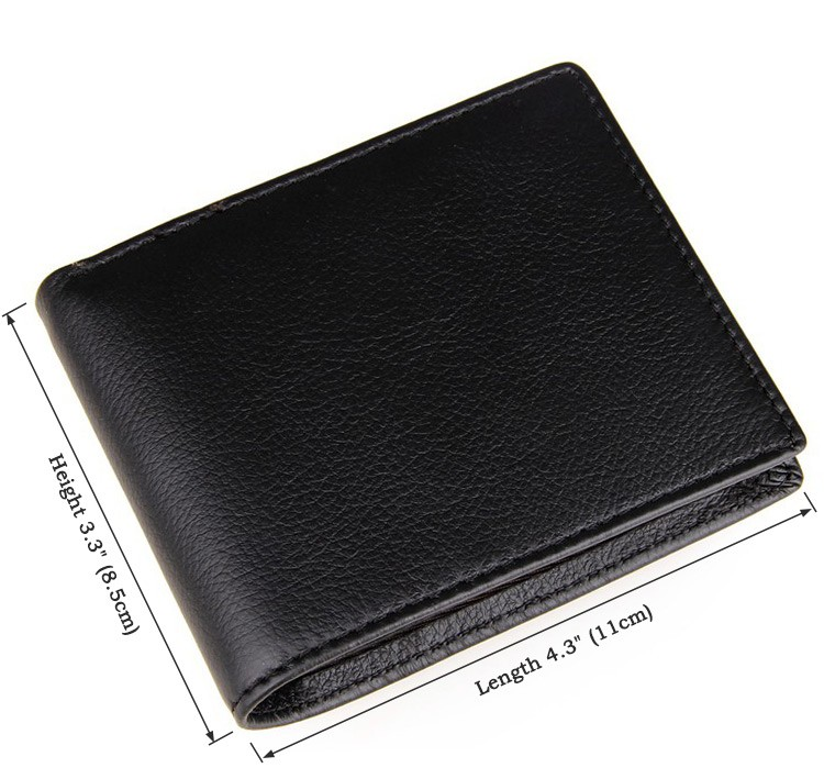 8087A Leather Wallet  (1)