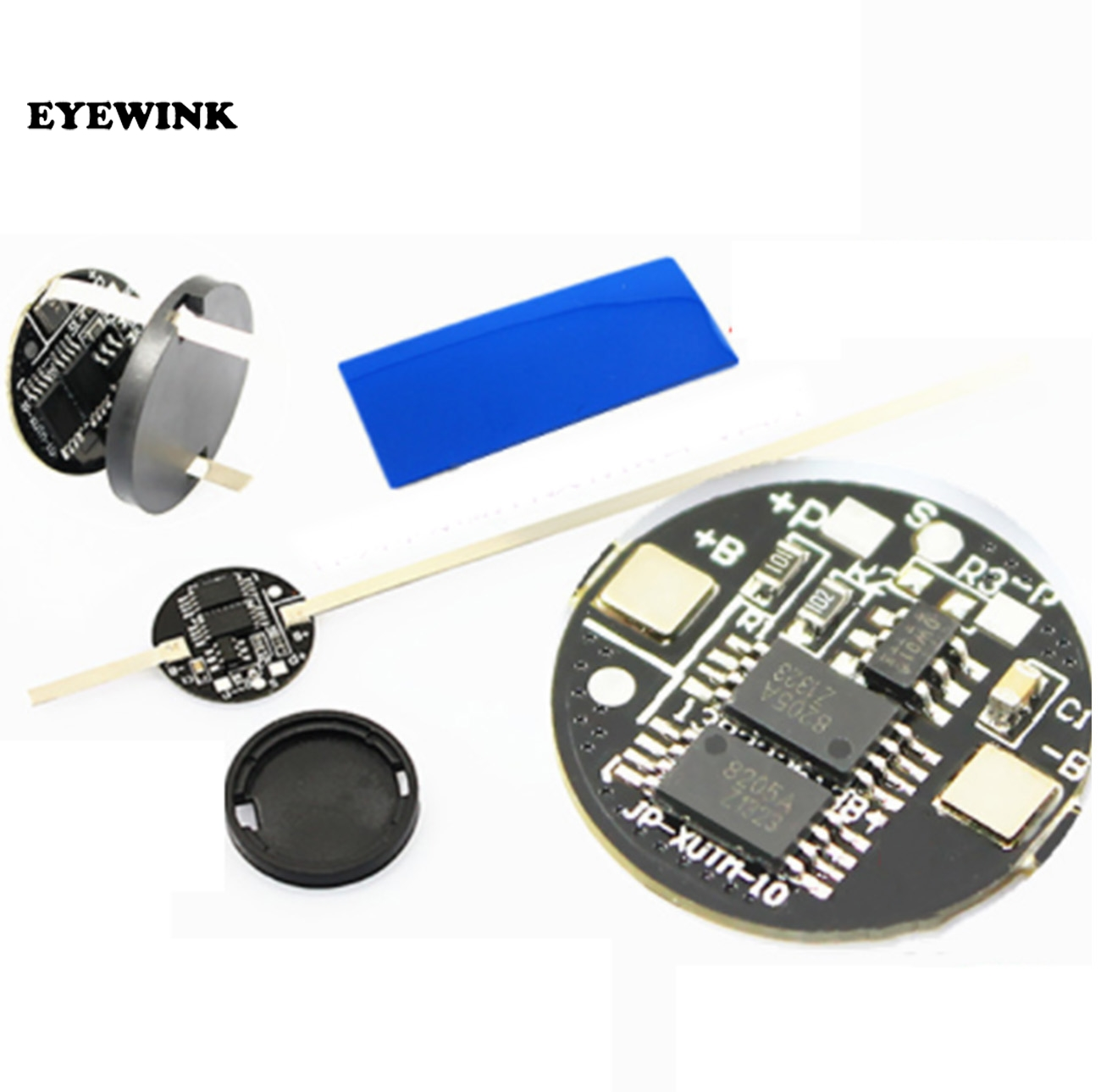 5PCS NEW 3.7V Lithium Battery Protection Board for 18650  K9