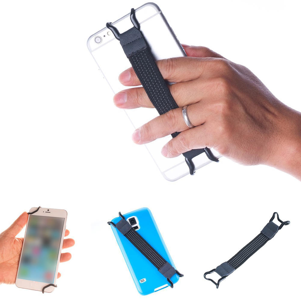 Hand Smartphone For Samsung Holding Support Strap Phones Phone Holder Universal Security For IPhone