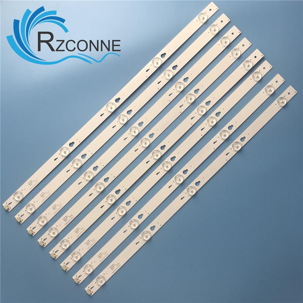 LED Backlight Strip 5 Lamp For TCL Thomson 48FA5423 B48A838U B48A538U T0T-48D2700-8X5-3030C-V3 YHE-4C-LB4805-YH1CK B48A858U