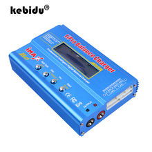 Kebidu IMAX B6AC RC B6 AC Nimh Nicd lithium Batterie Balance Lipo Batterie Ladegerät Gleichgewicht Entlader mit Digital LCD Bildschirm heißer