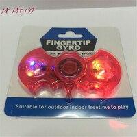Luminous Batman Fidget Spinner Stress Reliever Crystal Hand Spinner Autism ADHD EDC Anti Stress Toys Batman
